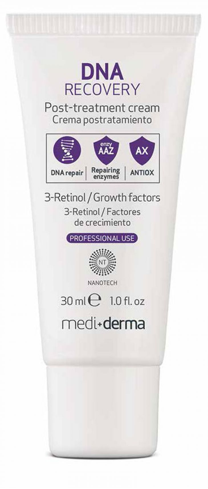 DNA Recovery Post Treatment Cream